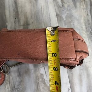 Fossil Bags - Fossil Small Leather Purse Pink Peach